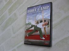PILATES - BOOT CAMP WORKOUT - REGION ALL / 4 PAL DVD - NEW SEALED - RARE