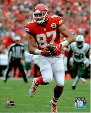 Travis Kelce Kansas City Chiefs Licensed NFL 8x10 Photo