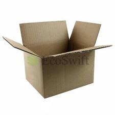 50 6x5x4 Cardboard Packing Mailing Moving Shipping Boxes Corrugated Box Cartons