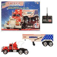 Nikko Tronico America Truck Peterbilt Kenworth Mack 1:25 Emballage D'Origine