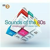 BBC Radio 2 Sounds of the '80s - various artists new 2cd free uk postage