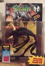 1994 SPAWN VIOLATOR Special Comic Book #1 + Action Figure SEALED! NEW OLD STOCK
