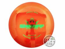 New Dynamic Discs Lucid Sheriff 168g Red Green Foil Distance Driver Golf Disc