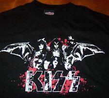 VINTAGE STYLE KISS BAND T-Shirt SMALL NEW METAL