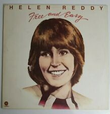 Helen Reddy Free And Easy LP Capitol ST-11348