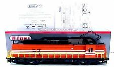 LNIB WILLIAMS 41602 O-Gauge Electric Locomotive EF-4 NH 302 NEW HAVEN RECTIFIER