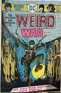 Weird War Tales Vol.1 #44 (1976 DC)