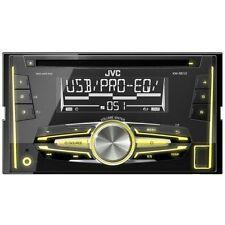 Autoradios et façades JVC double DIN pour véhicule
