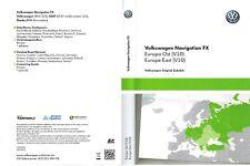 VW RNS 310 V10 NAVI SD CARD EAST - OST MAP EUROPE 2018