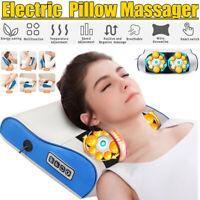 Infrared Heating Neck Shoulder Electric Massage Pillow Shiatsu Cervical