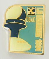 DGAC Le Bourget 1991 Advertising Pin Badge Vintage (D12)