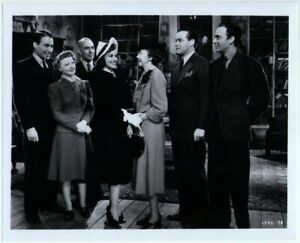 The Cat and the Canary 1939 Photo Reproduction - Bob Hope Paulette Goddard