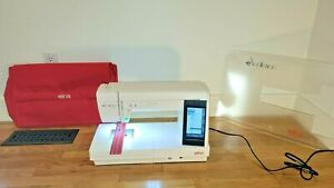 Elna Excellence 780 in excellent condition, same as Janome 9400!
