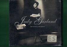 JUDY GARLAND - 25th ANNIVERSARY RETROSPECTIVE CD DIGIPACK NUOVO SIGILLATO
