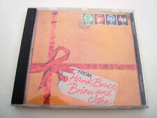 The Shadows CD-ALBUM: From Hank, Bruce, Brian And John- EMI 1990