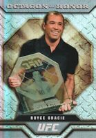 2009 Topps UFC Trading Cards Octagon of Honor #OOH1 Royce Gracie
