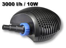 SunSun 3000l/h10W SuperECO Teichpumpe Bachlaufpumpe Filterpumpe Teich CTF-2800