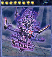 YuGiOh > Number 68: Sanaphond the Sky Prison < SUPER RARE CT14-DE DEUTSCH MP17