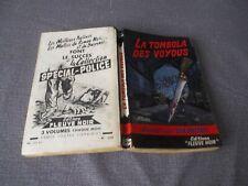"""San-Antonio: """"La tombola des voyous"""" EO -1957-"""