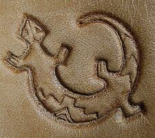 Craftool - Tandy Leather 3D Stamp - 8453 - Lizard - New 88453-00