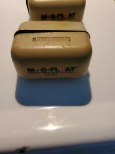 Mag Float Magnetic Floating Aquarium Cleaner for Glass Fish Tank