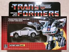 TRANSFORMERS G1 AUTOBOT JAZZ MISB! US SELLER RARE!
