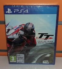 TT Isle of Man - Ride on the Edge PS4 NUOVO ITA + T-Shirt OMAGGIO