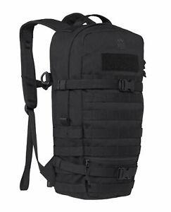 Tasmanian Tiger TT Essential Pack L MKII Black 15 L Tages-Rucksack Molle Daypack