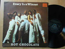 HOT CHOCOLATE BULGARIA BALKANTON LP: EVERY 1's A WINNER(LABEL SCHWARZ;BTA 11046)