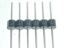10Pcs 6A10 6A1000V 6amp R-6 MIC Axial Rectifier Diode DIP High Power