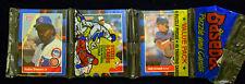 1988 Donruss Rack Pack HOF Lot (5 Packs)