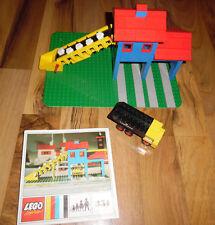 Lego® 351 Kieswerk LEGOLAND 70er, Loader hopper with truck komplett mit OVP