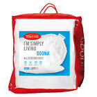 Tontine Simply Living All Seasons Quilt / Doona / Duvet Machine Washable