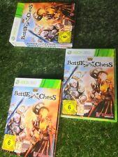 Battle vs. Chess Xbox 360 Spiel NEU & VERSIEGELT Region Free Sonderedition selten
