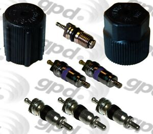 GDP 1311683 A/C System Valve Core and Cap Kit fits 06-11 AUDI A3