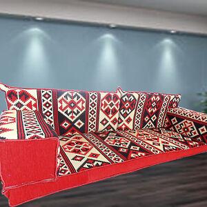 Majlis floor seating,floor cushion,floor sofa bed,bohemian furniture / SHI_FS211