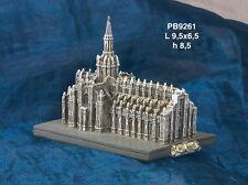 Souvenir Duomo di Milano, 10 cm in resina, by Paben
