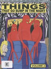 THINGS THAT GO BUMP IN THE NIGHT VOLUME 2 - 6 MOVIES on 3 DVD's