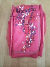 New listing zuca pink butterfly insert bag only, nearly new