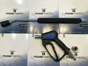 Mosmatic HP Gun With Swivel & Lance 500mm  - Obsessed Garage Collection