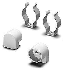 FASSUNGSSET 2 Fassungen G5 + 2 Lampenhalter für T5 TL5 für Leuchtstofflampen