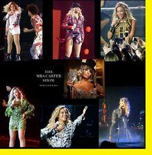 BEYONCE MRS CARTER NEW CONCERT TOUR 2014 LIVE 1300 + PHOTOS SET 5+6 CD