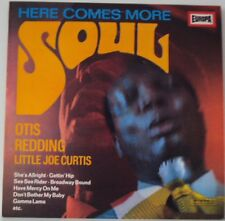 HERE COMES MORE SOUL LP OTIS REDDING JOE CURTIS (L3900)