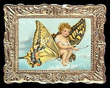 Butterfly Ride Miniature Dollhouse Doll House Picture