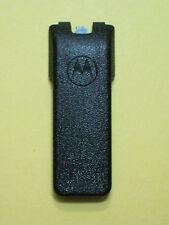 (10) Motorola Model 484B Battery Belt Clip (Black) USED *10-PACK* (GP300/350)
