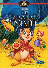 The Secret of NIMH ~ DVD