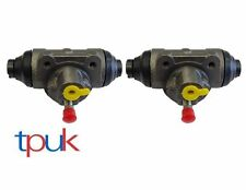 FORD TRANSIT REAR BRAKE WHEEL CYLINDER MK6 2000-2006 2.0 2.4 PER 2