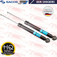 for AUDI A4 B8 A5 8T3 8TA 2 REAR AXLE GENUINE OEM SACHS SHOCKER SHOCKS ABSORBERS