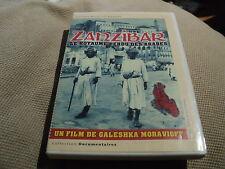 "DVD ""ZANZIBAR - LE ROYAUME PERDU DES ARABES"" documentaire"