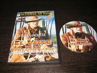 Il Valle Della Vendetta DVD Burt Lancaster Joanne Dru Robert Walker
